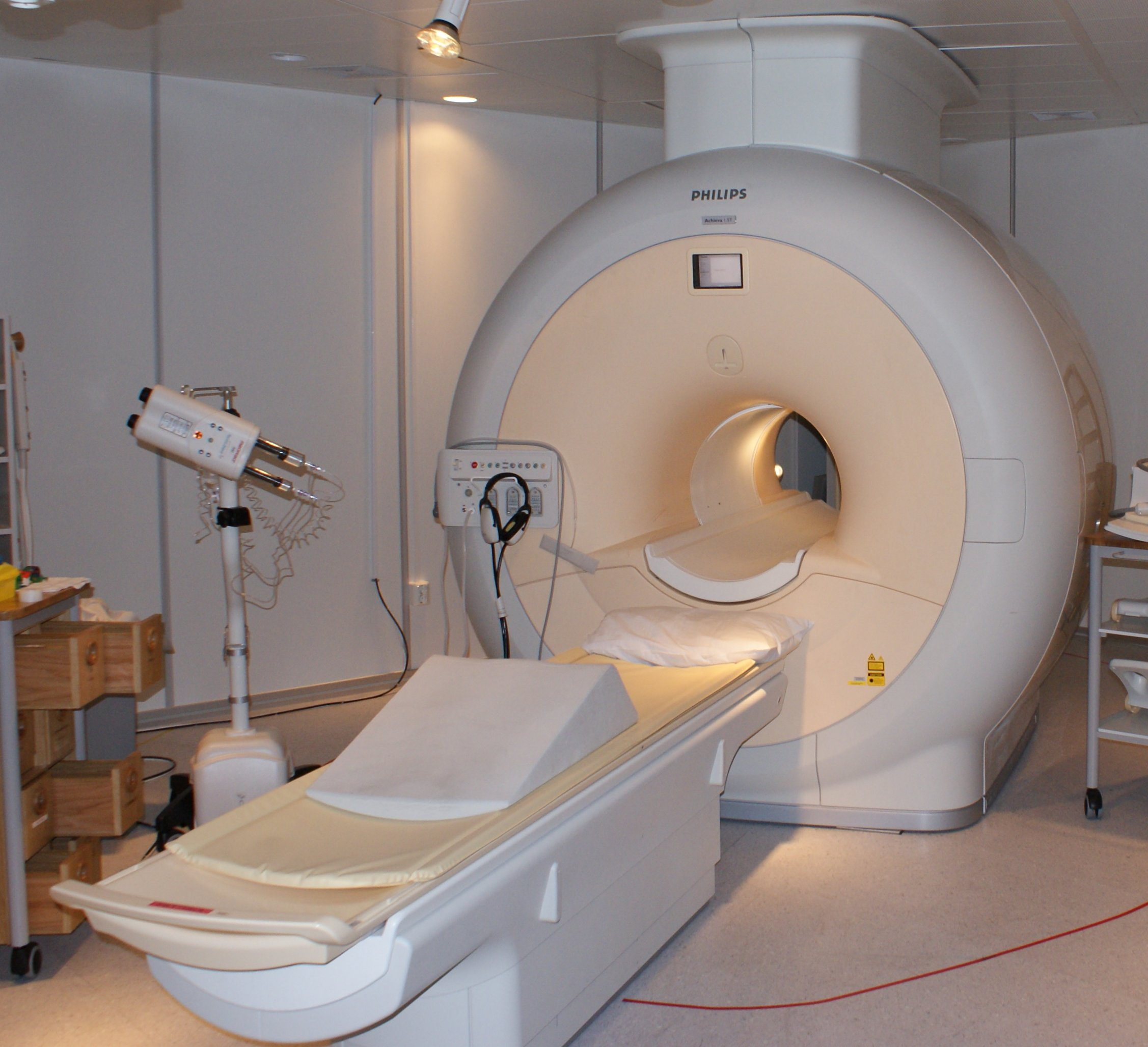 Magnetic Resonance Imaging (MRI) scanner used to measure prosocial behaviour